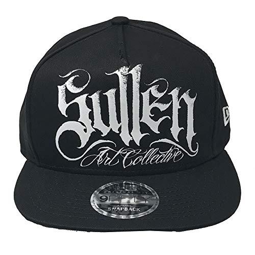 Sullen Men's Seaskull Snapback Hat Black