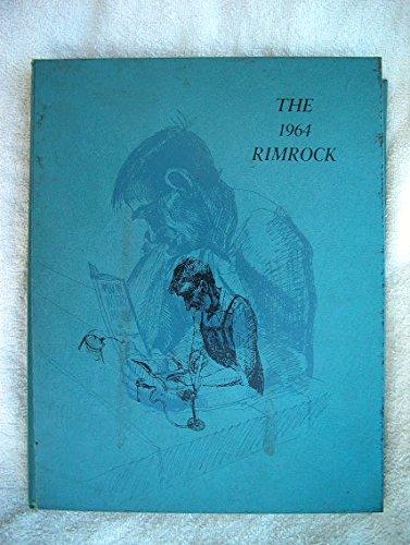 The 1964 Rimrock (Eastern Montana College, Billings, Mont., yearbook, Vol. - Rimrock Billings Montana
