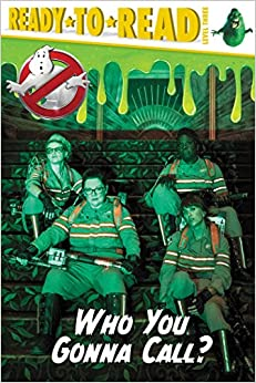 Book Who You Gonna Call? (Ghostbusters 2016 Movie)
