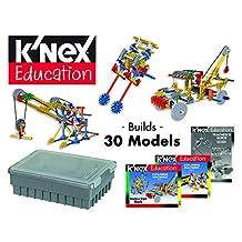 K'Nex Limited Partnership KNX78600 Exploring Machines