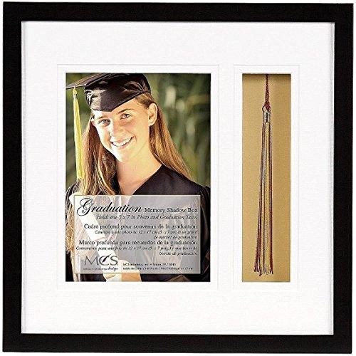 Image of MCS 12457 Graduation Shadow Box Frame with Tassel Insert