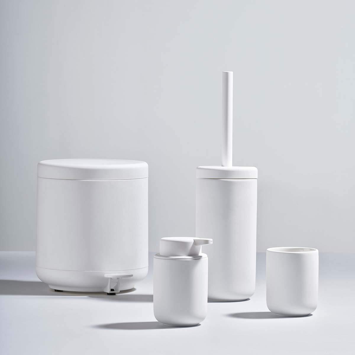 Zone Denmark Dispenser di sapone da bagno in sapone morbido Bianco