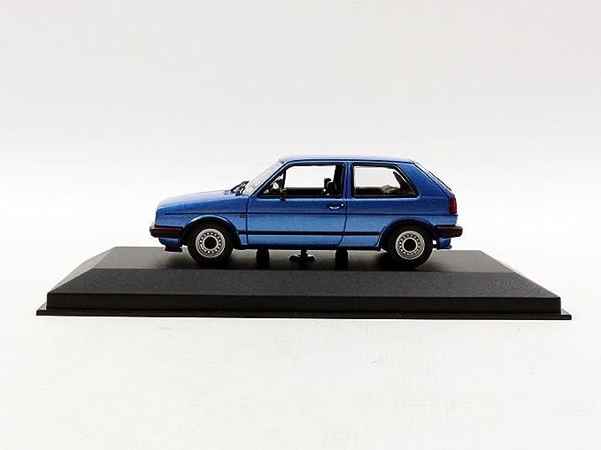 Minichamps 940054120 Maxichamps 1985 VW Golf GTI - Juguete Modelo Azul metálico, Escala 1:43: Amazon.es: Juguetes y juegos