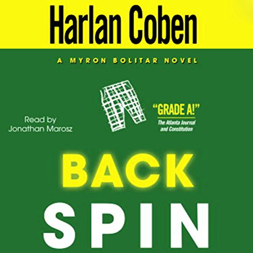 Bargain Audio Book - Back Spin