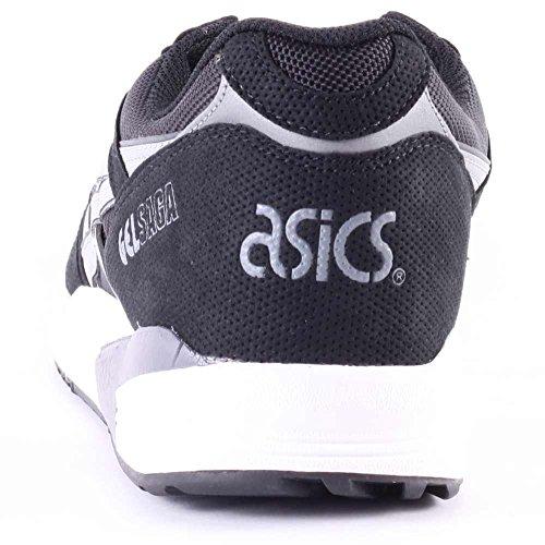 Asics Gel Noir Femme Baskets Saga Pour rrw1A