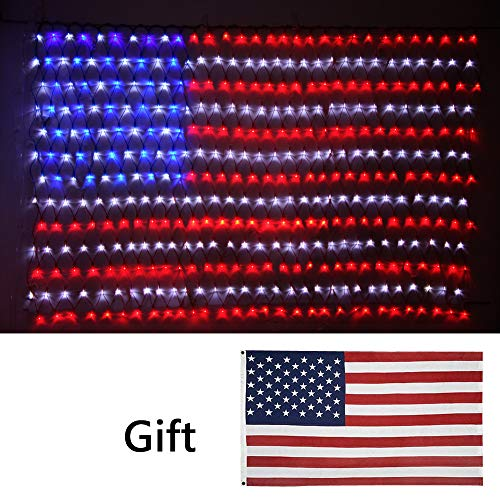 Us Flag Led Lights in US - 6