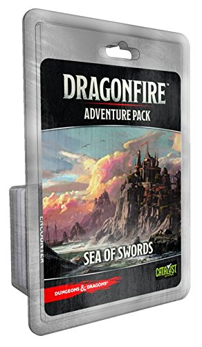 Dragonfire DBG: Adventures: Sea of Swords