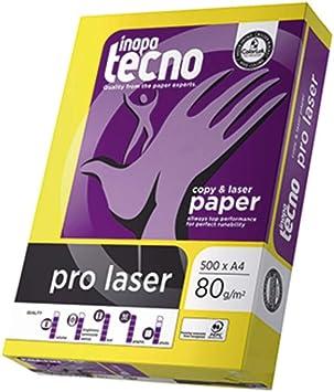 Druckerpapier Colour Laser A4 Tecno Kopierpapier 90 g//m² 5.000 Blatt