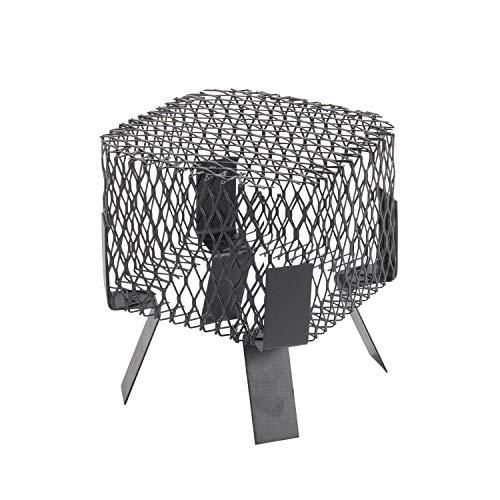 HY-C 2020 Galvanized Steel Mesh Spark Arrestor/Bird and Squirrel Screen, 9