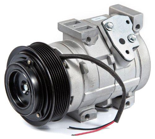 Brand New Premium Quality AC Compressor & A/C Clutch For Mitsubishi Montero - BuyAutoParts 60-01505NA New Mitsubishi Montero A/c Compressor