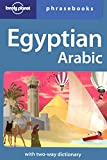 Lonely Planet Egyptian Arabic Phrasebook (Lonely Planet Phrasebook)