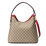 GUCCI WOMEN'S 414930KLQIG9784 MULTICOLOR CANVAS SHOULDER BAG