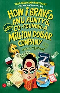 How I Braved Anu Aunty and Co-Founded A Million Dollar Company price comparison at Flipkart, Amazon, Crossword, Uread, Bookadda, Landmark, Homeshop18