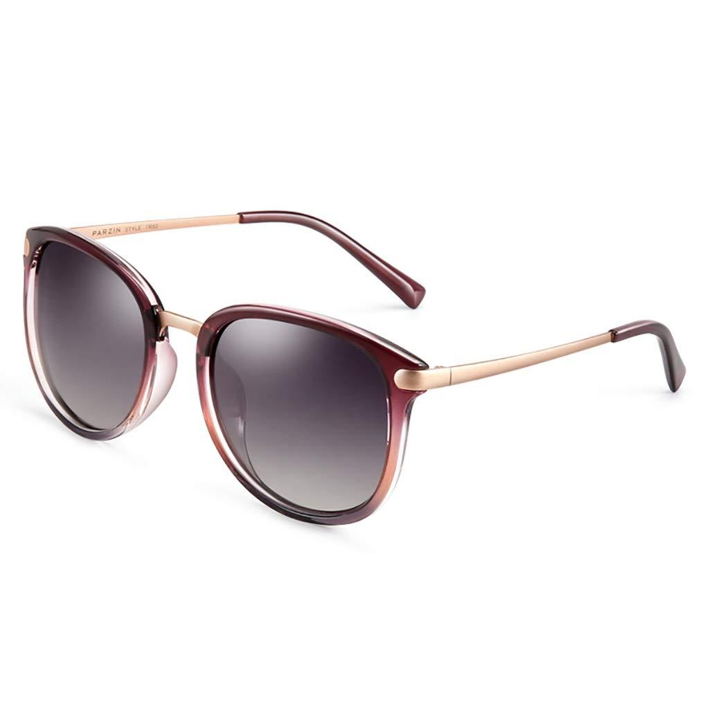 Polarized Sunglasses, Women Retro Brand Sun Glassesred