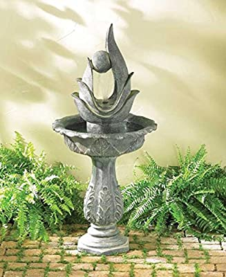 Outdoor Garden Relaxation Fountain Waterfall Pump Pond Feng Sui Statues Sculptures Decorative Mainstays Ornament