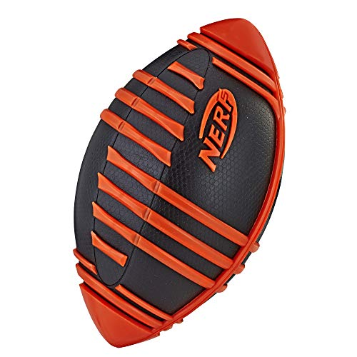 Nerf Sports Weather Blitz Football, Red/Black