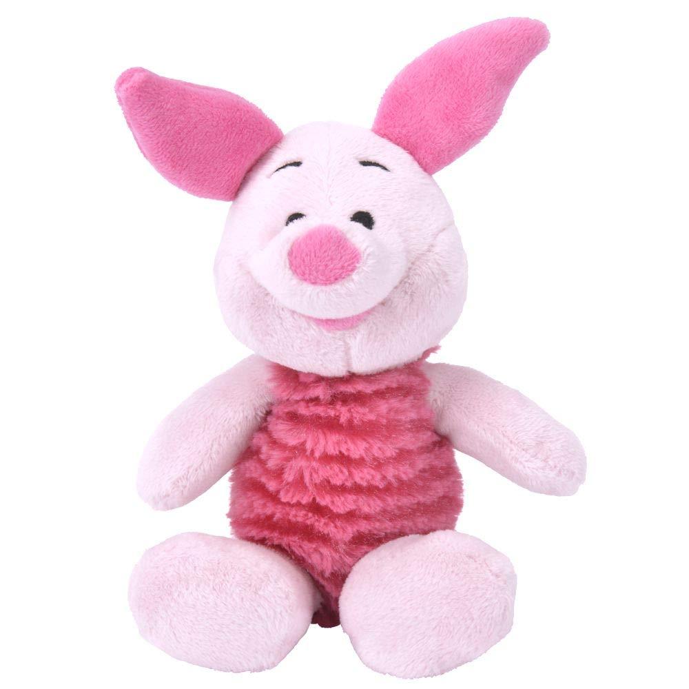 Felpa Softwool Piglet 19cm Figura de Peluche Winnie The Pooh