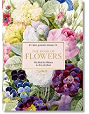 Redouté. The Book of Flowers. 40th Ed.
