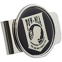 POW MIA Logo Money Clip Military Money Clip