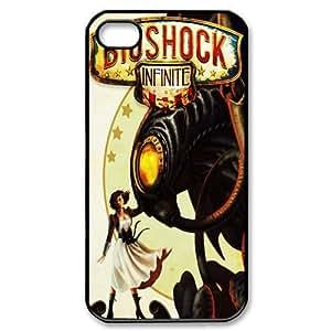 Creative Design Life 7 Bioshock Infinite Fashion Cover Hard Plastic Case For iPhone 4/4S
