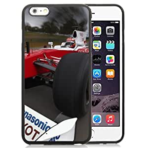 Beautiful Custom Designed Cover Case For iPhone 6 Plus 5.5 Inch With F1 Pirelli Phone Case