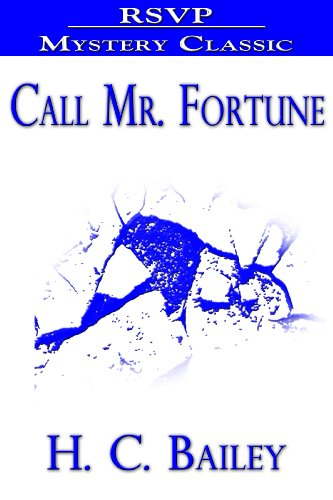 Call Mr. Fortune (The Deadly Assassin Doctor Who)
