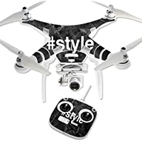Skin For DJI Phantom 3 Standard – Style | MightySkins Protective, Durable, and Unique Vinyl Decal wrap cover | Easy To Apply, Remove, and Change Styles | Made in the USA