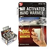 Air Activated Hand Warmers, 10 Hours Of Continuous Heat. 36 Count