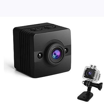 Hiddwn perf camerra Cámara niñera Leva Impermeable, cámara espía 1080p visión Nocturna infrarroja detección de Movimiento Interior cámara de Seguridad ...
