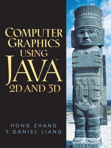 Computer Graphics Using Java 2D and 3D by Pearson