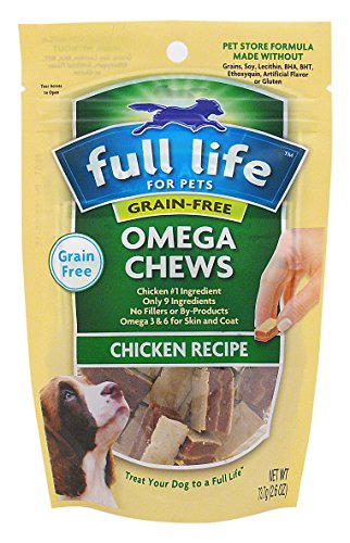 Full Life for Pets 5-Layer Omega Chews, 2.6 oz. Review