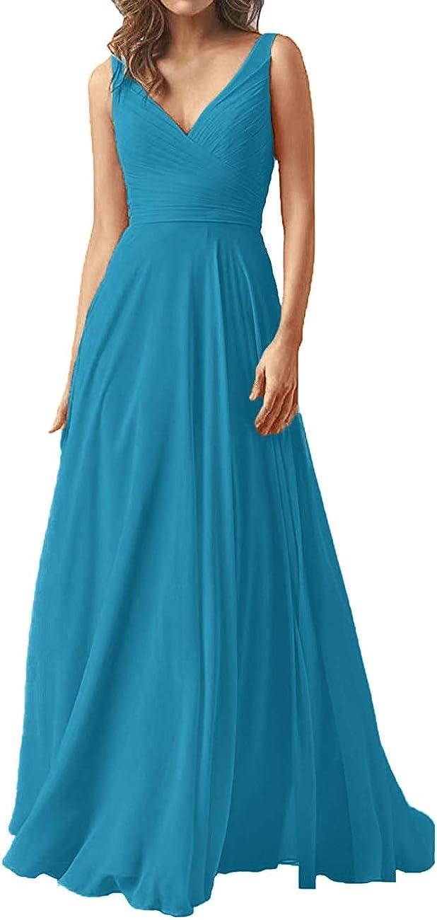 SongSurpriseMall Damen Brautjungfernkleid Festliches Kleid