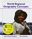 img - for World Regional Geography Concepts (Loose Leaf), Atlas & Quizzing Website book / textbook / text book