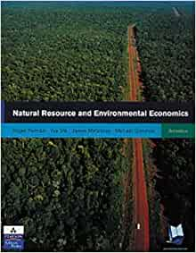 natural resource and environmental economics 3rd edition pdf