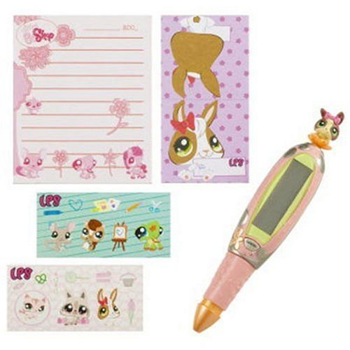Littlest Pet Shop Digital Pen - Bunny]()