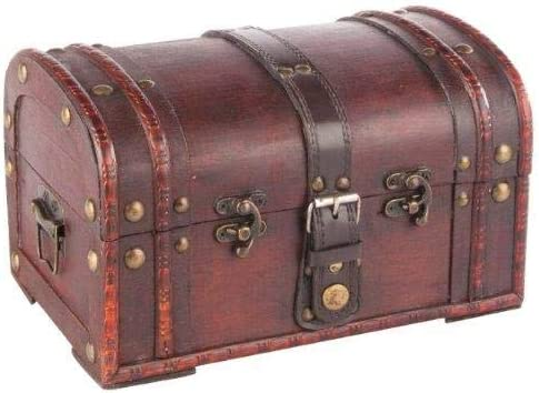 MYBOXES Pirates Chest Gift Box