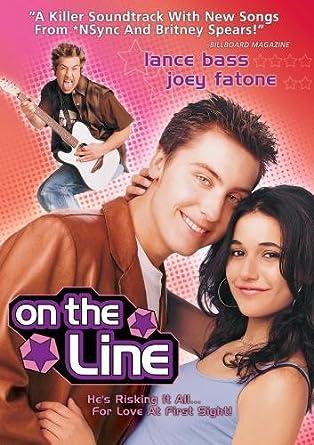 Amazon com: On The Line: Lance Bass, Joey Fantone, Emmanuelle