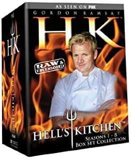hells kitchen season 1 8 by visual entertainment by na - Hells Kitchen Season 9