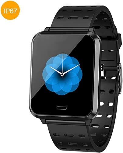 Allnice Fitness Watch 1.3 Color Screen Fitness Tracker IP67 Waterproof Bluetooth Smart Bracelet with Touch Panel, 200 mAh Battery and 5 Clock Faces for Men Women for Android iOS