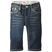 Levi's Baby Boys' Murphy Pull-On Jeans,Covered Up, 12 Months