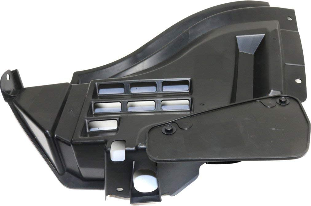 Splash Shield For 2014-2016 Toyota Tundra Front Passenger Side Front Section