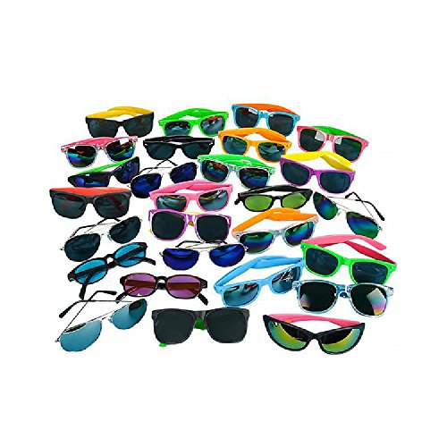36 Pc Designer Look Sunglasses - Sunglasses Designer Bargain