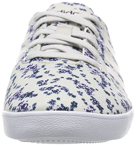 adidas Femmes white course de chaussures Vulc Neo VS QT qSwxqAvr