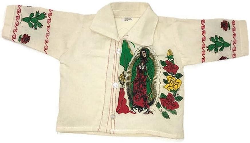 Juan Diego Kids Outfit Trajes De Indito 4pcs set