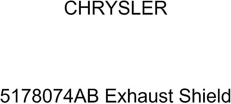 Genuine Chrysler 55395947AB Exhaust Shield