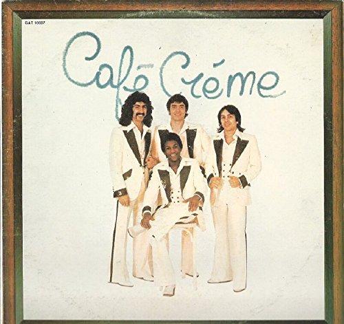 Cafe Creme: Self Titled LP VG++ Canada Gatsby - Gatsby Canada