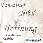 Hoffnung | Emanuel Geibel