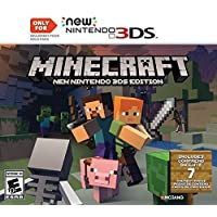 Minecraft:New Nintendo 3DS Edition