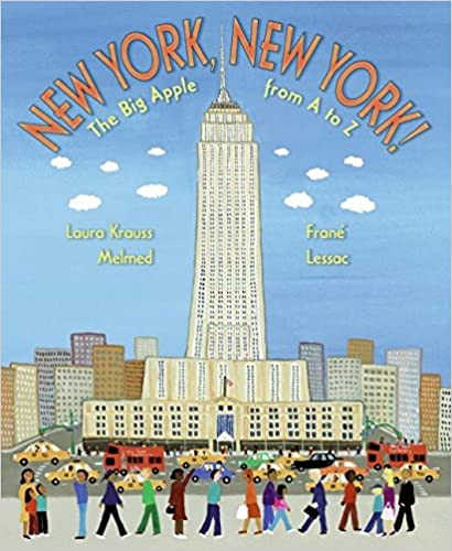 Descargar New York, New York!: The Big Apple From A To Z Epub