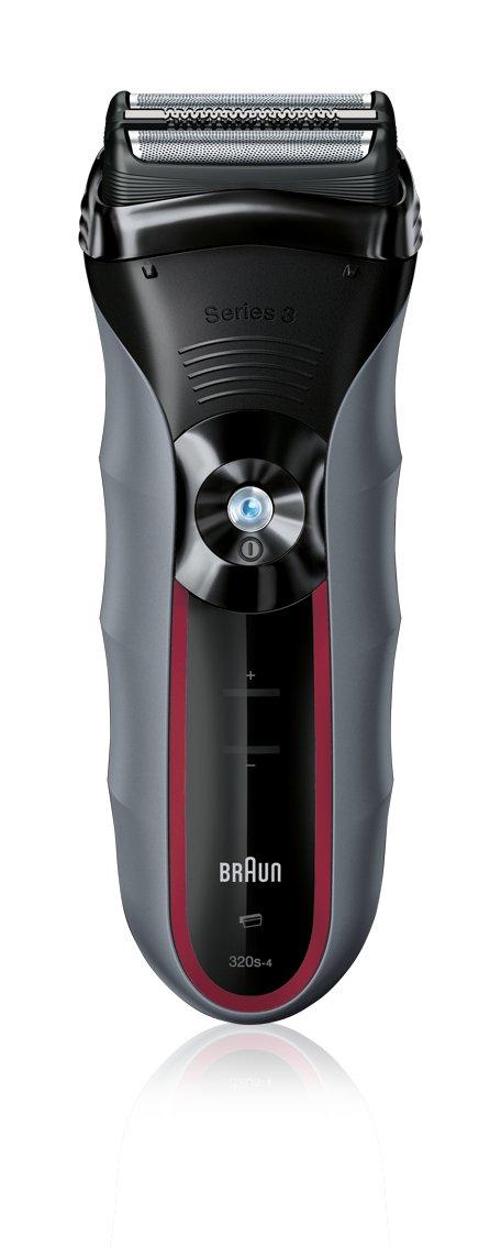 Braun Series 3 320S 4 - Afeitadora eléctrica Procter & Gamble 81280959 B00ABL2MCC